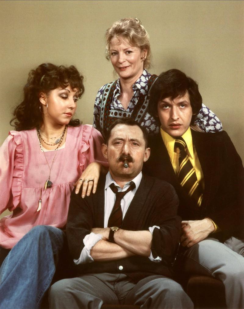 """Die Serie """"Ein Herz und eine Seele"""" war in den 70ern sehr beliebt."""