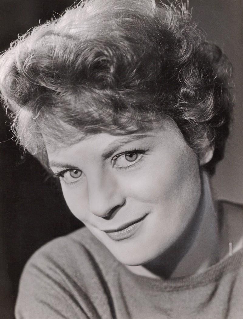 Elisabeth Wiedemann im Jahr 1960.