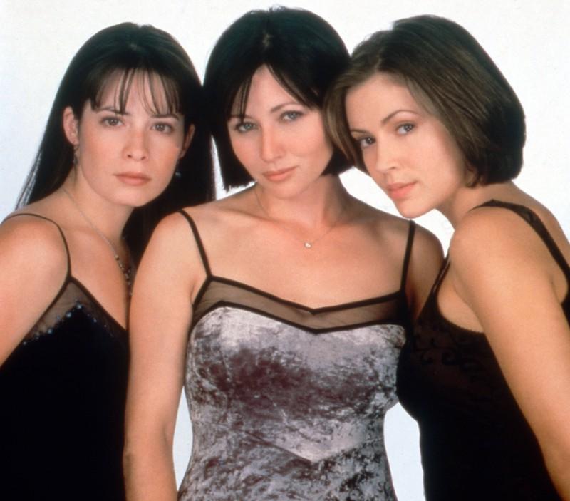 """Die """"Charmed""""-Darstellerinnen haben sich seitdem ziemlich verändert."""