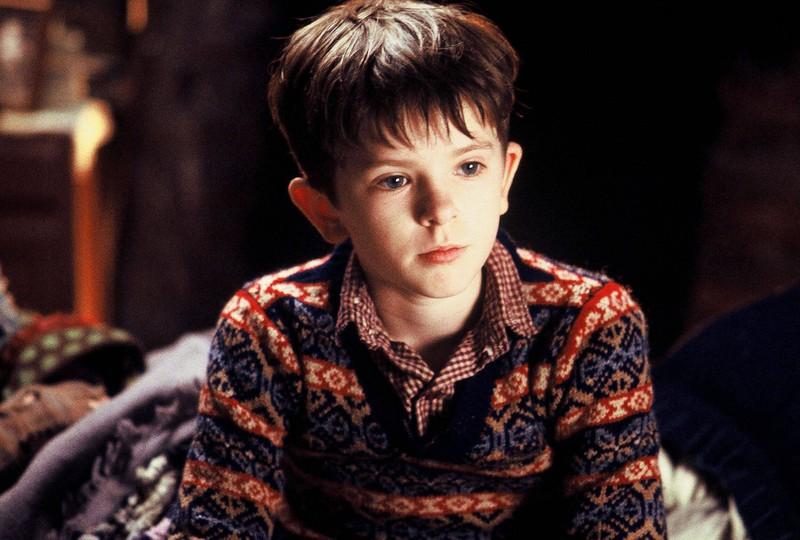 Anfang der 2000er ein vielbeschäftigter Kinderstar: Freddie Highmore