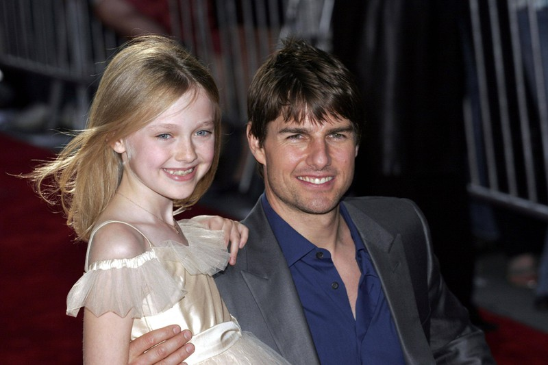 Dakota Fanning war bereits als Kind erfolgreich und spielte z.B. an der Seite von Tom Cruise