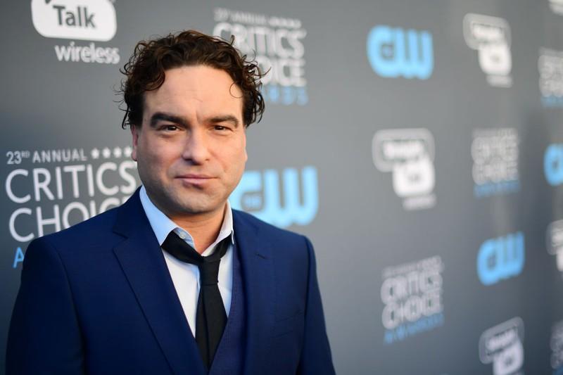 """Durch die Serie """"Big Bang Theory"""" ist Johnny Galecki heute weltbekannt"""