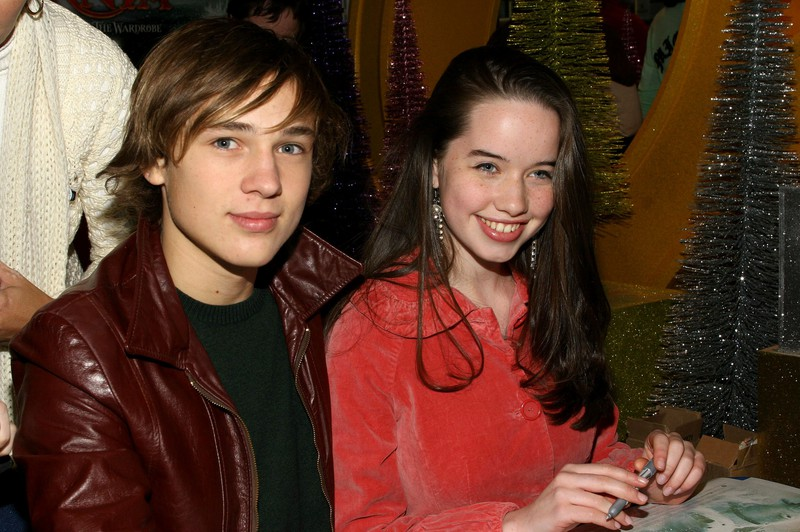 """William Moseley spielte als Teenager in """"Die Chroniken von Narnia"""""""