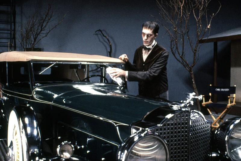 """Carel Struycken spielte den Butler """"Lurch""""- heute sieht er natürlich anders aus, als in der Serie damals."""