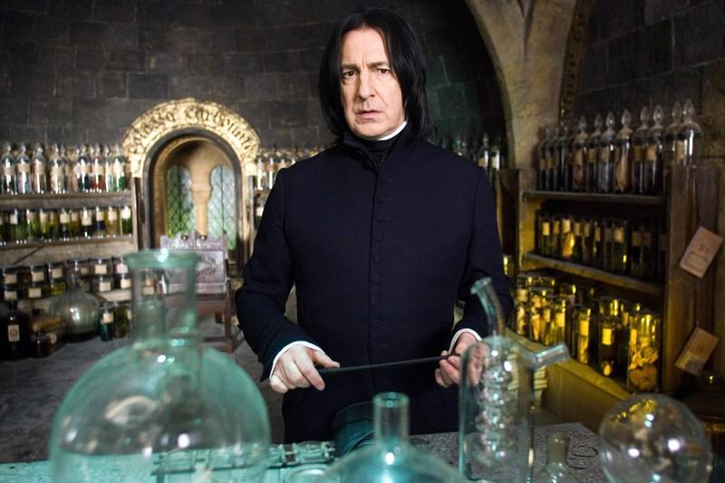 """Der """"Harry Potter""""-Schauspieler hat durch seine Leistung in der Rolle als """"Snape"""" überzeugt."""