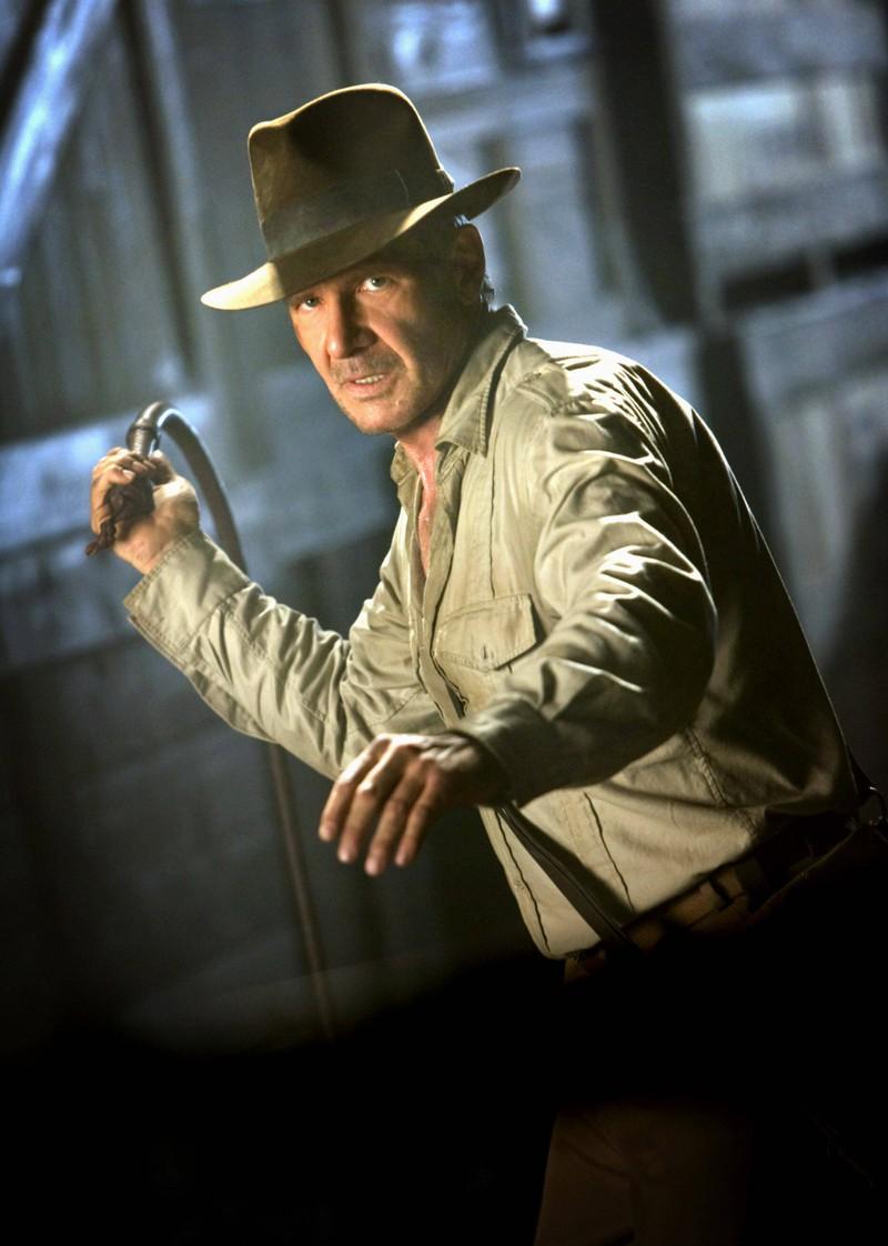 """Im Jahr 1984 war der beliebteste Film """"Indiana Jones""""."""