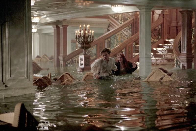 Im Jahr 1997 war es der Film Titanic.