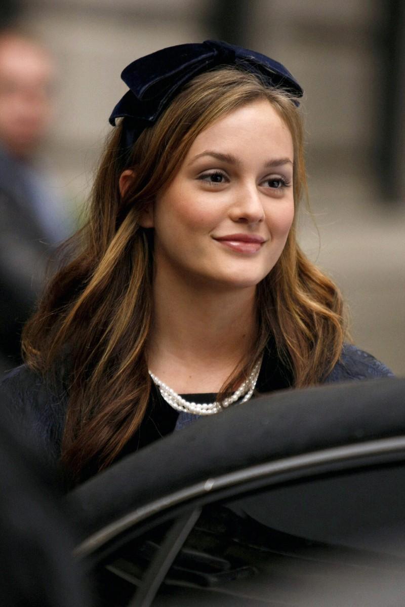 Serenas beste Freundin heißt in der Erfolgsserie Blair Waldorf.