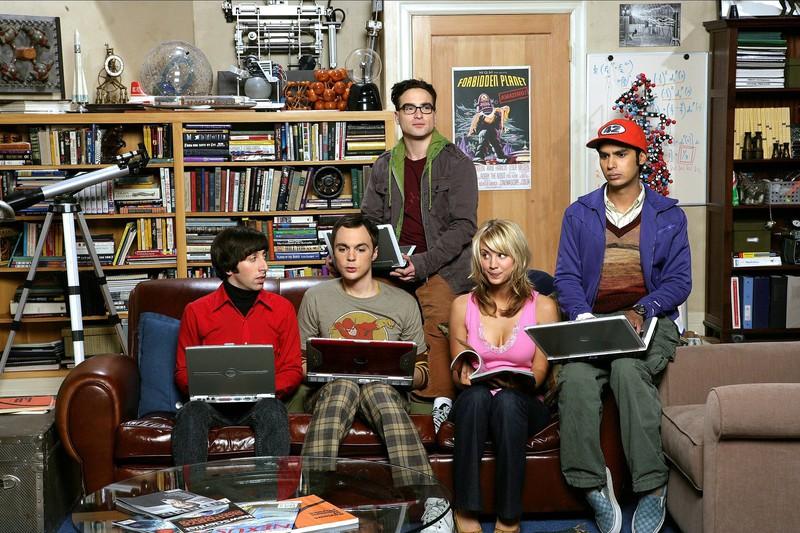 """In der Serie """"The Big Bang Theory"""" hat eine besonders Bindung zur Zahl 73."""