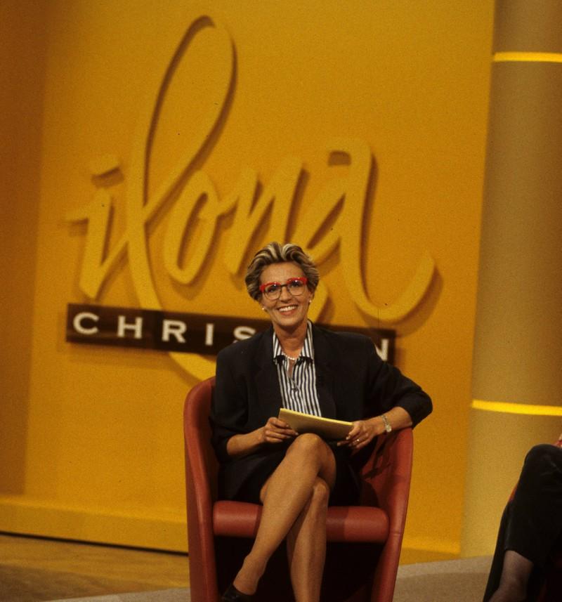 2000 zog sich Ilona Christen aus der Öffentlichkeit zurück.
