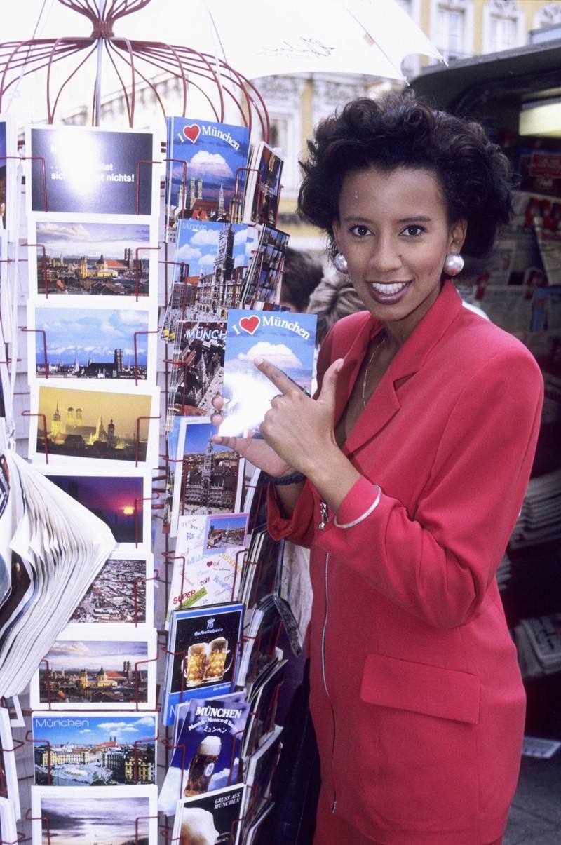 Viele deutsche TV-Moderatoren wurden in den 90ern berühmt.