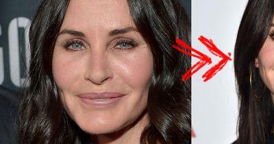 Wow: Courteney Cox kehrt zu natürlichem Aussehen zurück