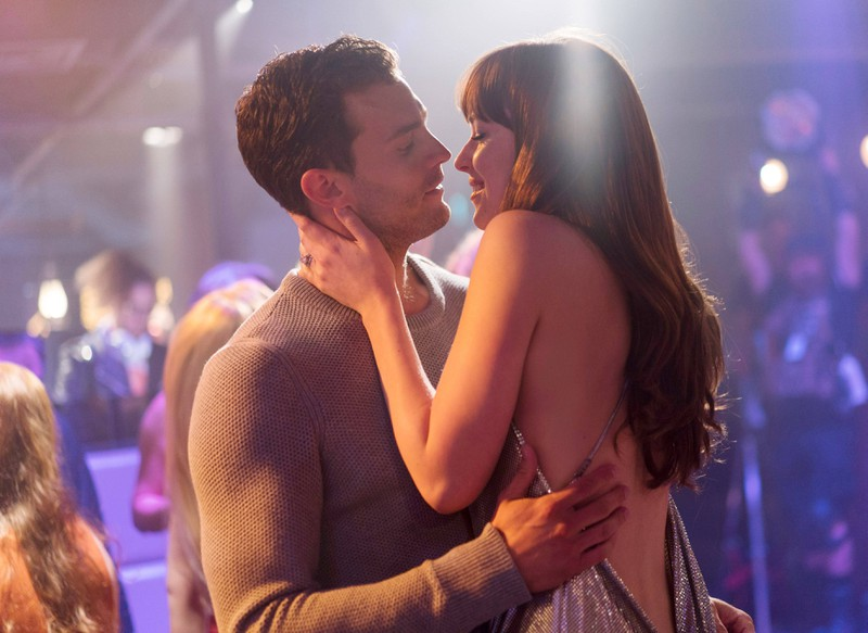 """In """"Fifty Shades of Grey"""" stimmte die Chemie zwischen Jamie Dornan & Dakota Johnson so gar nicht, obwohl sie ein Liebespaar spielten"""