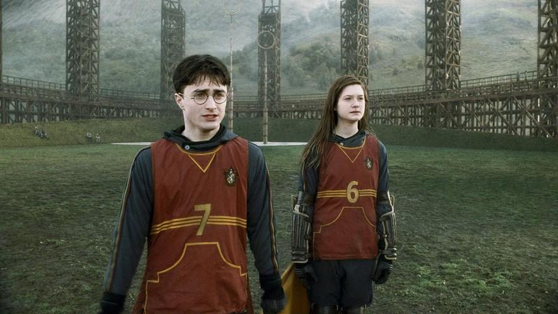 """In """"Harry Potter"""" waren Daniel Radcliffe und Bonnie Wright ein Paar - Doch diese Chemie kam nicht so rüber"""