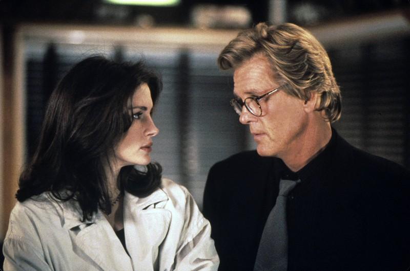 """Julia Roberts und Nick Nolte verstanden sich am Set von """"I Love Trouble"""" so gar nicht"""