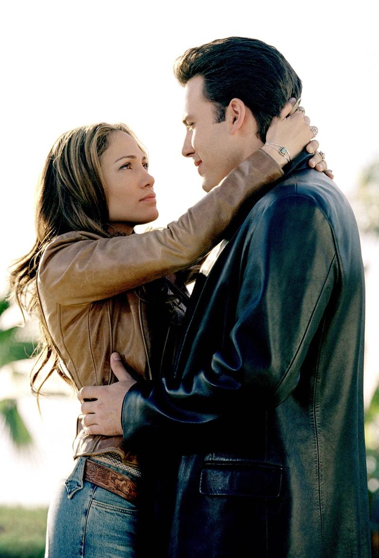 """Schauspieler Ben Affleck und Jennifer Lopez waren sogar mal in der Realität zusammen. Im Film """"Gigli"""" merkt man das leider gar nicht"""