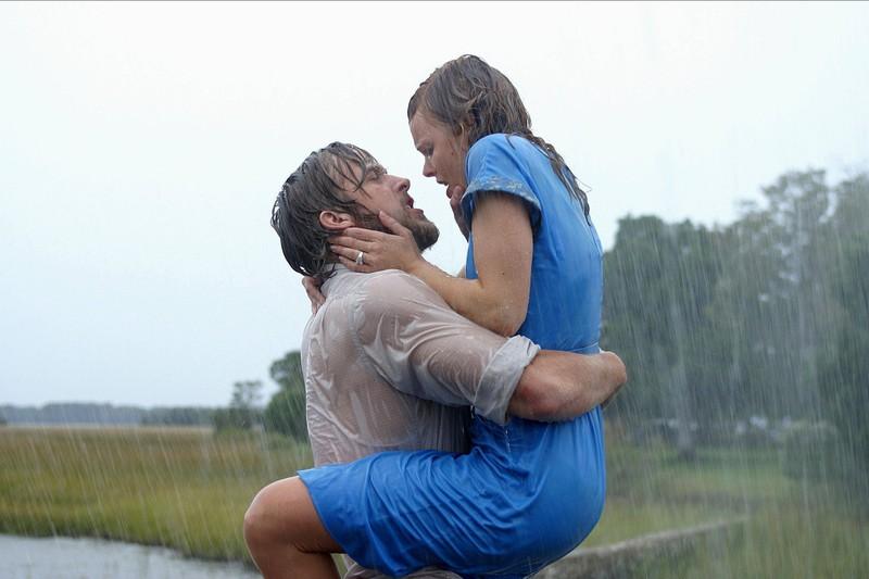 Schauspieler Ryan Gosling und Rachel McAdams waren mal zusammen, doch es hat nicht geklappt. Mit diesem Hintergrund mussten sie wenig später ein Liebespaar spielen