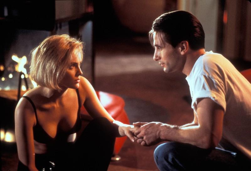 Sharon Stone und William Baldwin sollten 1993 ein Liebespaar spielen, doch am Set herrschte dicke Luft