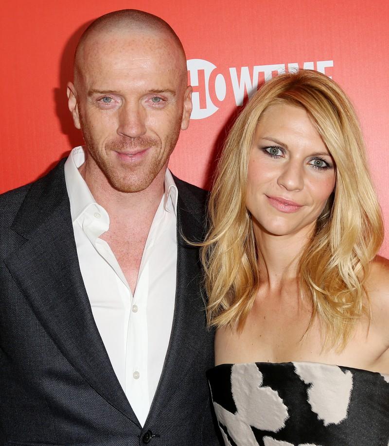Auch dieser Schauspieler kam mit Claire Danes nur im TV als Paar klar: Damien Lewis