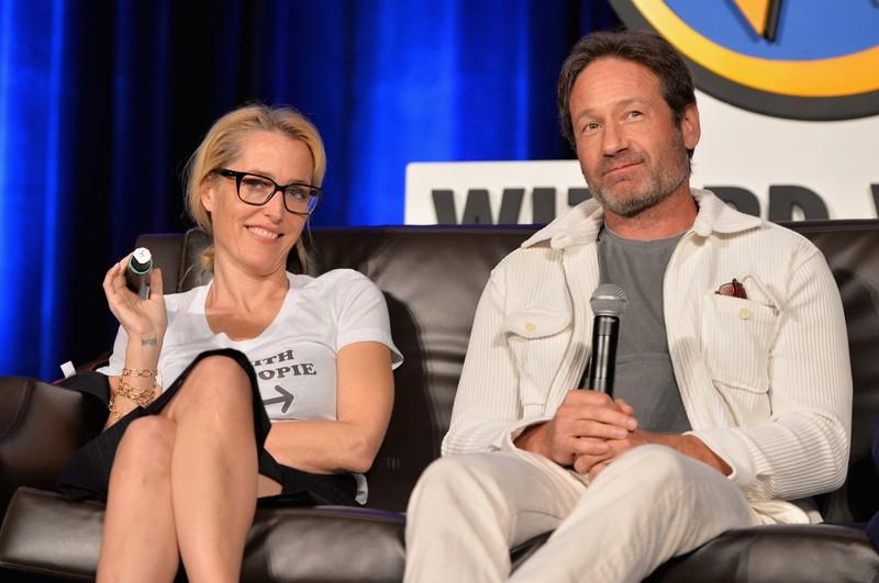 Nur als TV Paar konnten die beiden miteinander umgehen, privat waren sie keine Partner