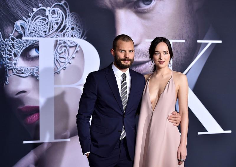 TV Paar ja, im privaten Leben nein: Dakota Johnson und Jamie Dornan.