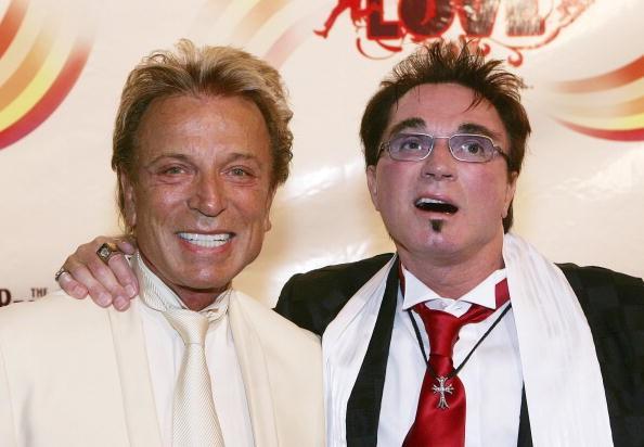 2006 zeigten sich die beiden Magier gemeinsam in der Öffentlichkeit.