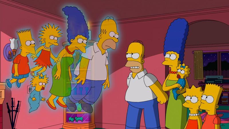 Die Simpsons haben einen ganz besonderen Humor!