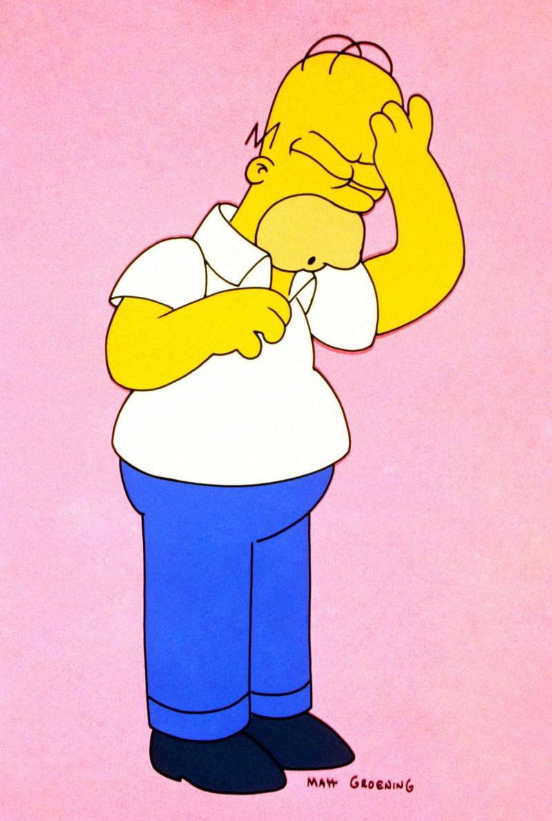 Homer J. Simpsons hat einen zweiten Vornamen.