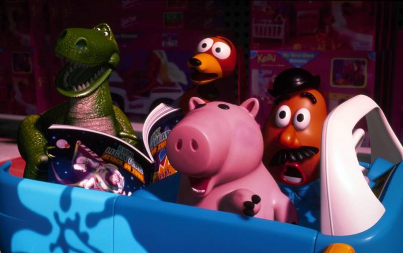 In der Szene, in der Rex fernsieht und Specki den Fernseher ausschaltet, ist keine Reflektion der Beiden im Fernseher zu erkennen.