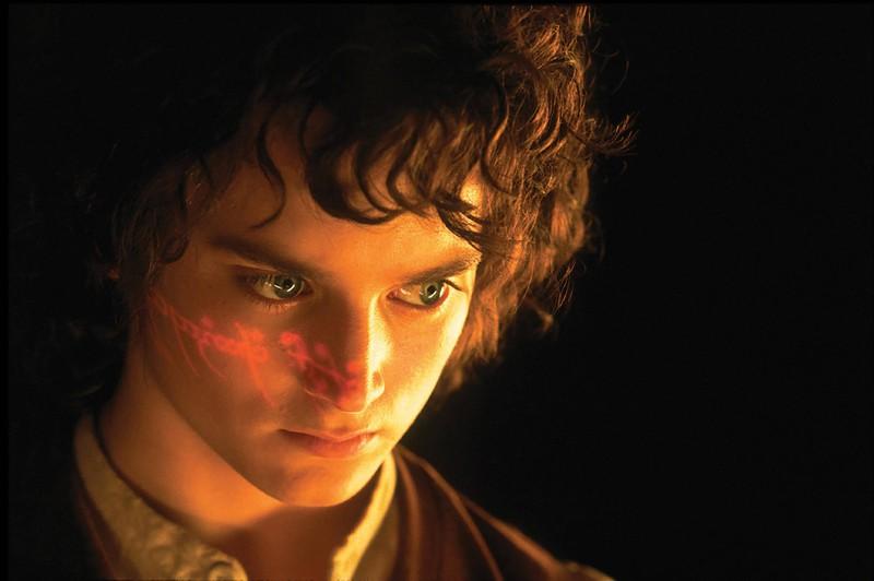 Im Film der Herr der Ringe gibt es bei der Szene mit Frodo einen FIlmfehler.