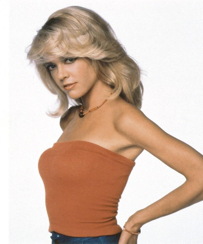 """Lisa Robin Kelly flog aus """"die wilden 70er""""."""