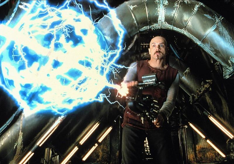 """Die Figur des Cypher in """"Matrix"""""""