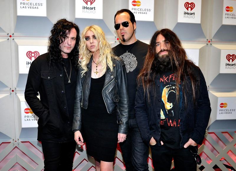 """Ihre Liebe zum Rock ließ Taylor die Band """"The Pretty Reckless"""" gründen"""