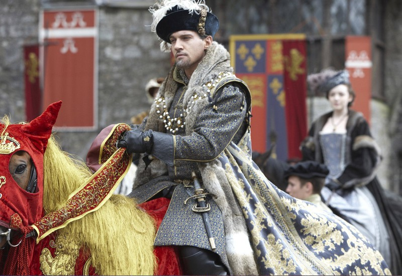 """Auch die Geschichte der """"Tudor""""-Familie ist in der Realität sehr ähnlich abgelaufen."""