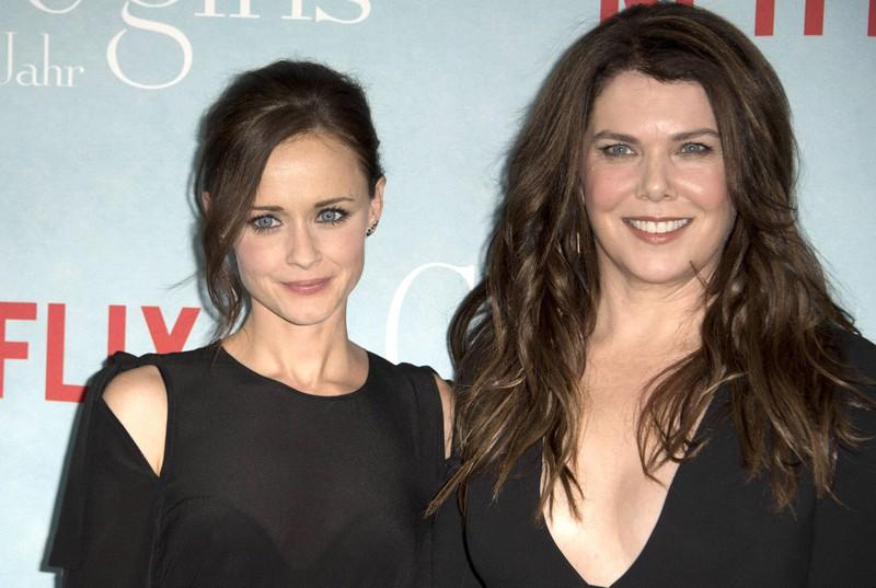 """""""Gilmore Girls"""" ist eine Serie, die auf einer Freund basiert, die es wirklich gegeben hat."""