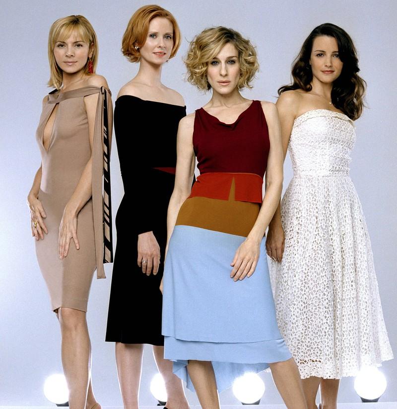Viele Fans haben die Frauen aus der Serie geliebt: Charlotte, Samantha, Miranda und Carrie.