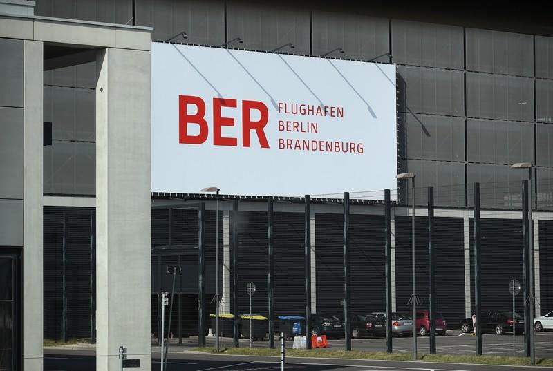 So sah die Welt aus, als der Bau des BER Flughafens begann!
