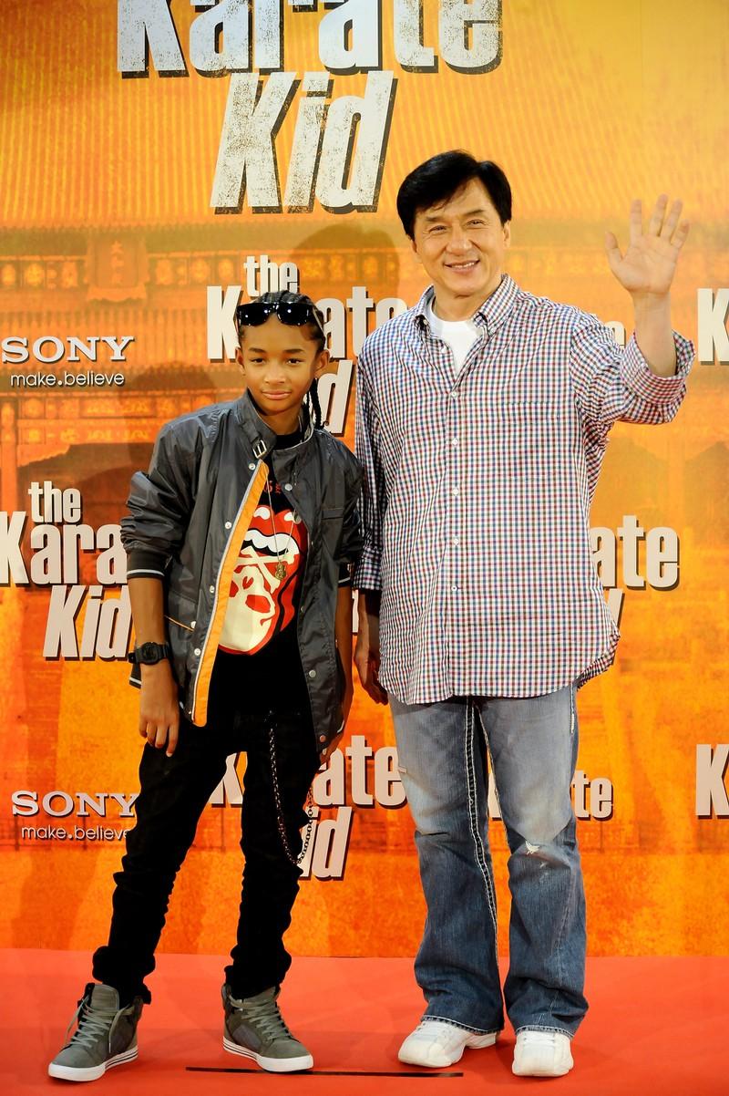 Wie Alt Ist Jackie Chan