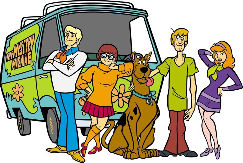 """Scooby Doo"" hat lustige zweideutige Anspielungen."