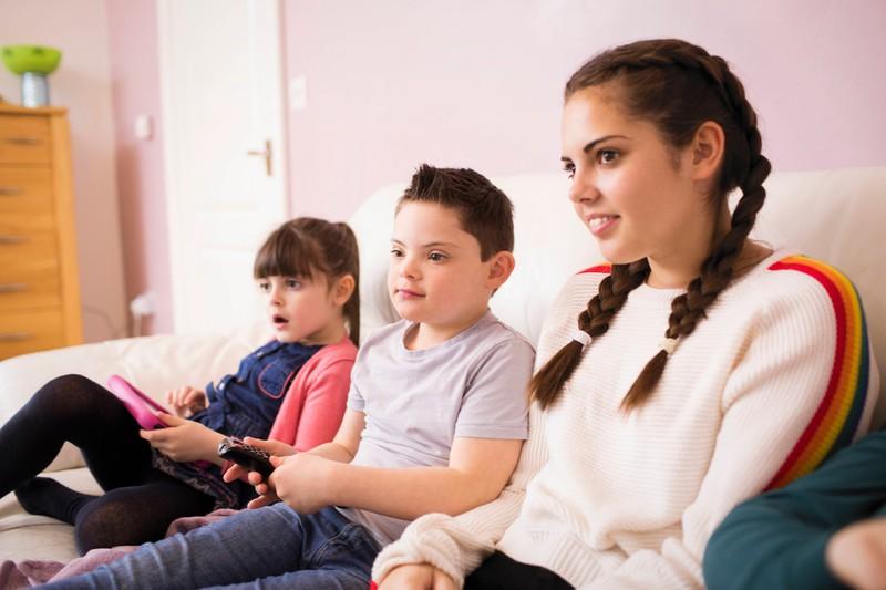 Wer hat es als Kind nicht geliebte fernzusehen.