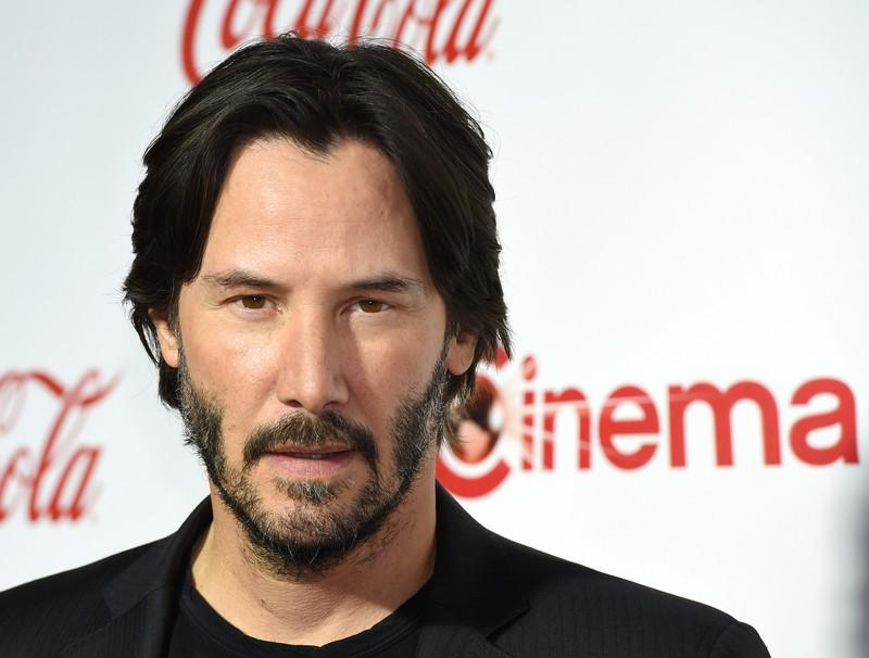 Keanu Reeves ist durch die Matrix-Filme sehr bekannt geworden.