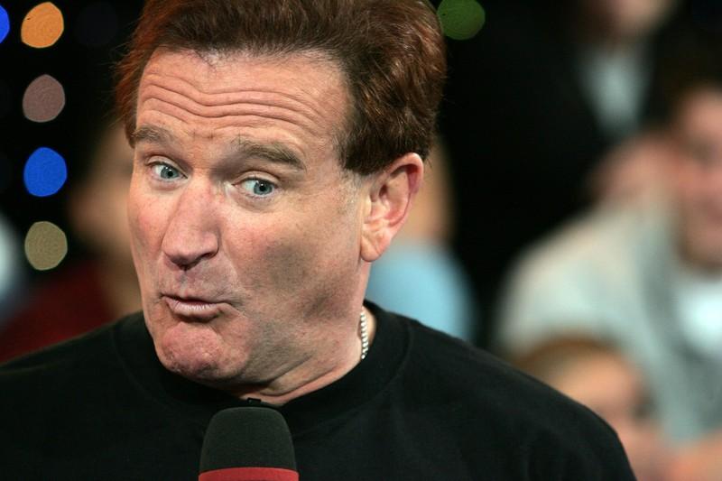 Robin Williams verstarb 2014.