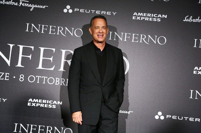 Tom Hanks wurde als Forrest Gump berühmt.