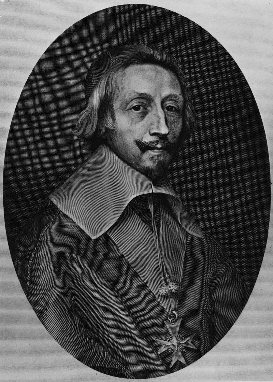 Kardinal Richelieugehörte zu den Bösewichten der 80er, die wir gehasst haben.