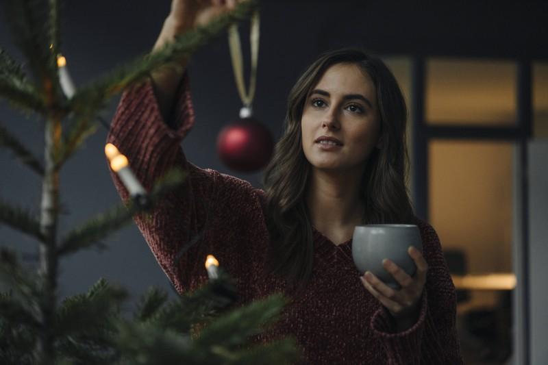 Weihnachten ist Filmzeit.