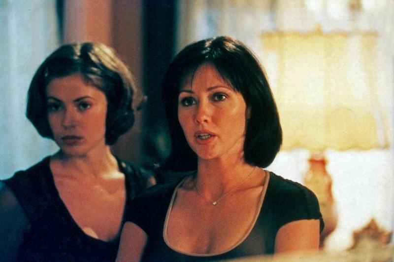 """Alyssa Milano soll in """"Charmed"""" dafür gesorgt haben, dass ihre Filmkollegin Shannen Doherty fliegt"""