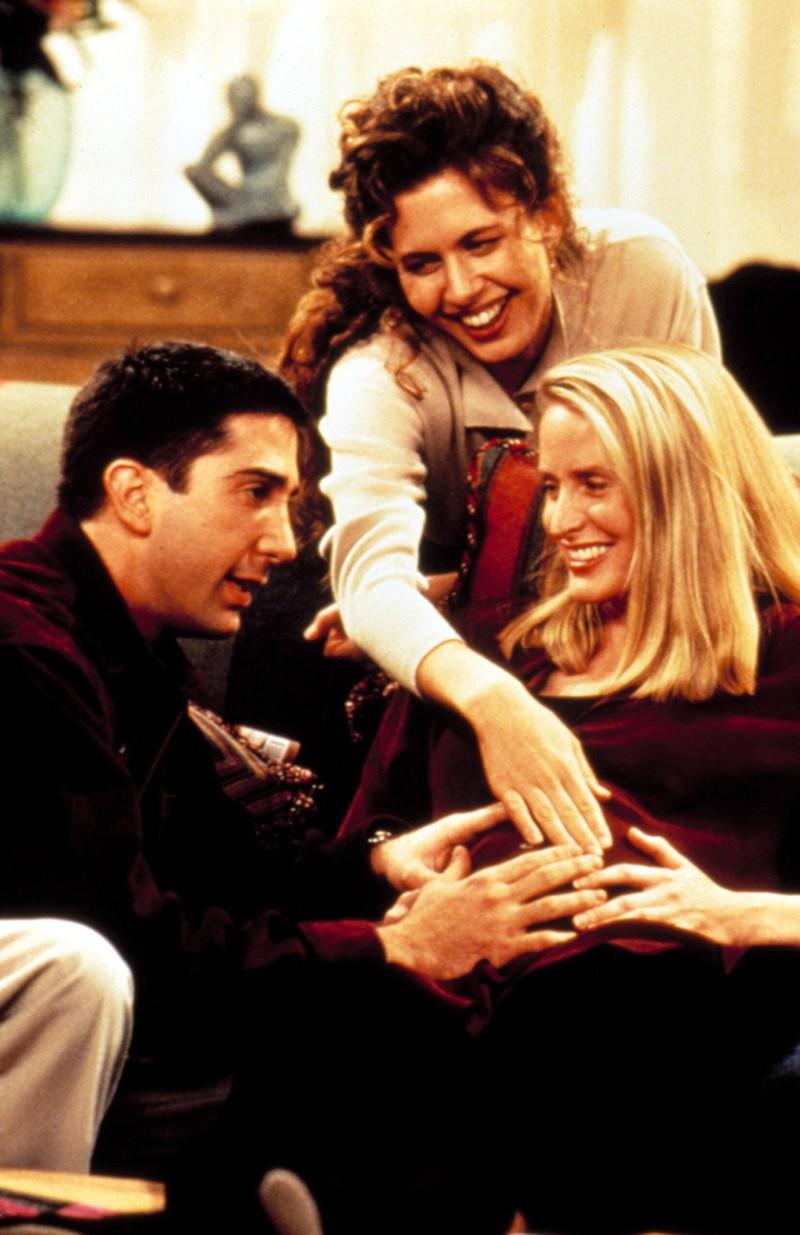 """Auch Jessica Hecht war Teil des """"Friends""""-Casts und spielte Susan, die spätere Ehefrau von Carol."""
