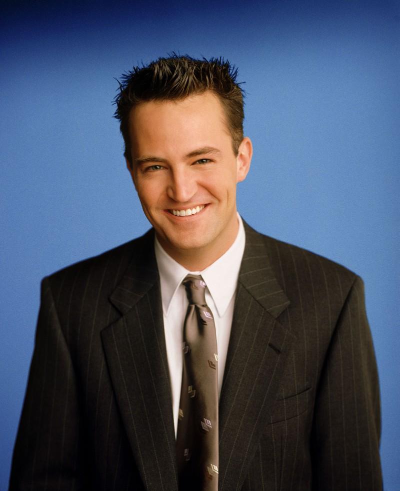 Chandler Bing war in Friends beliebt.