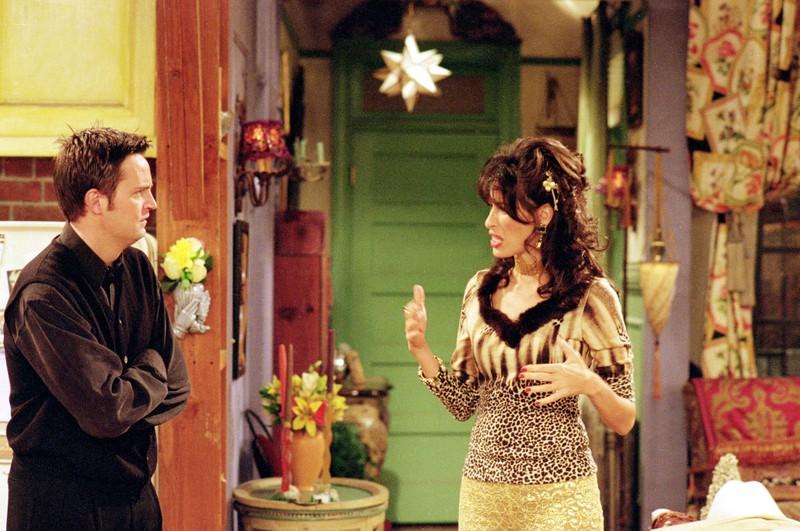"""Die Rolle der Janice ist aus """"Friends"""" nicht wegzudenken."""