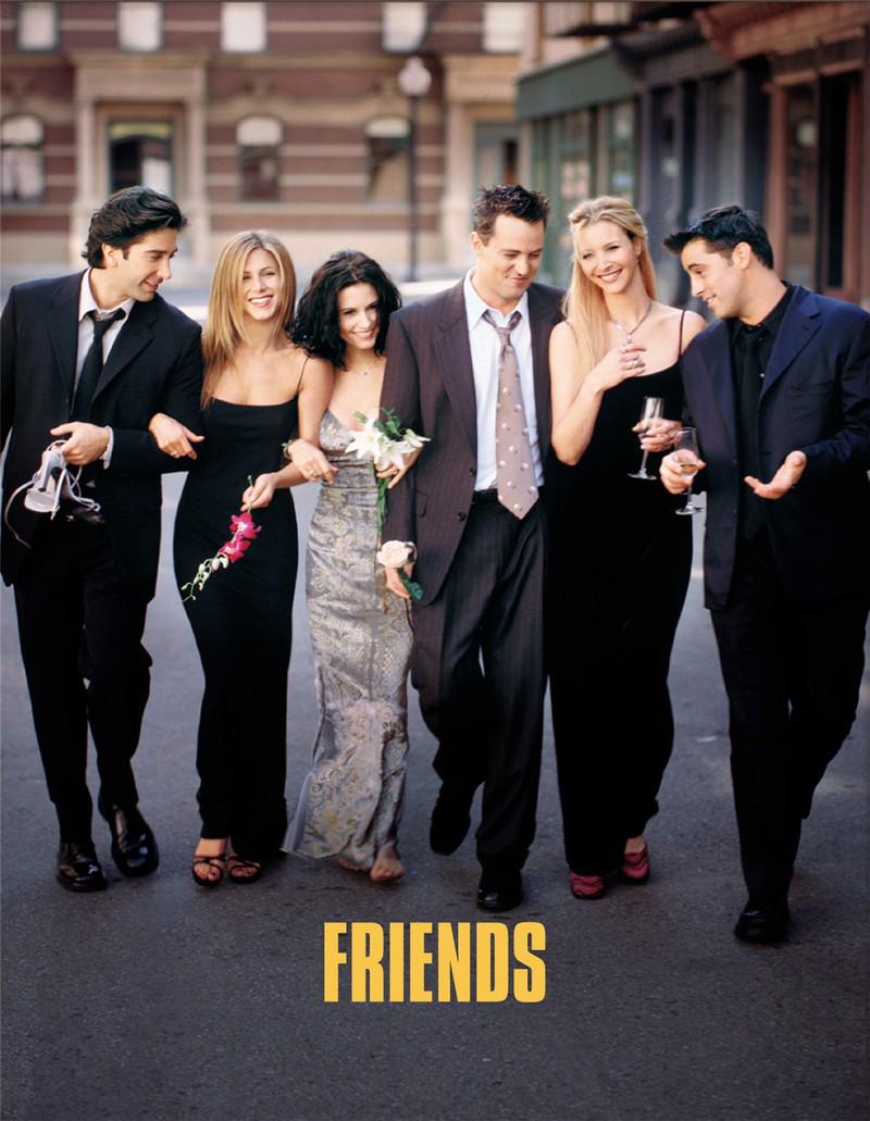 Friends zählt zu einer der bekanntesten und beliebtesten Kultserien überhaupt.